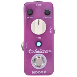 Mooer MDL 3 Echolizer Digital Delay Pedal (Analog sound)