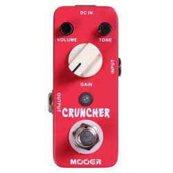 Mooer MDS3 Cruncher Distortion Pedal
