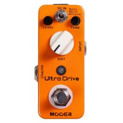 Mooer MDS6 Ultra Drive MKII Distortion Pedal