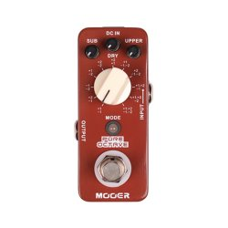 Mooer MOC1 Pure Octave Multi-Mode Clean Octave