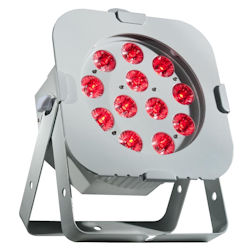 American DJ 12P-HEX-PEARL Low Profile LED Par Fixture White with 12x10W RGBAW and UV