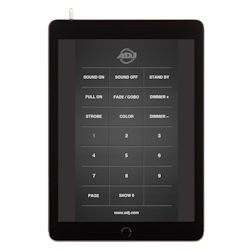 American DJ Airstream IR - IR Adaptor for iPad and iPhone for Airstream IR App (4 pack)