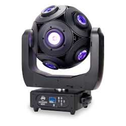 American DJ Pro Asteroid 1200 LED DMX Spherical Centerpiece -12x 15W RGBW 4-in-1