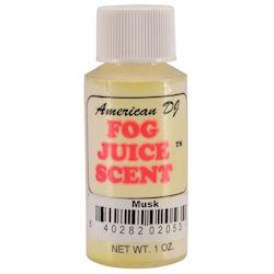 American DJ F-SCENT-MUSK Musk Fog Fluid Scent