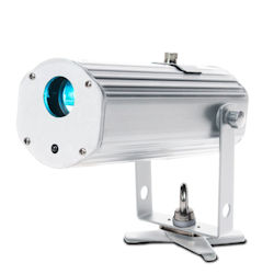 American DJ PINPOINT-GOBO 10W CW LED Gobo Projector with Frost & Color Filters