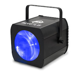American DJ REVO-4-IR DMX Moonflower/Strobe Fixture with 256x 5mm RGBW LED 34W