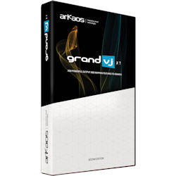 American DJ GRAND-VJ-2.0-XT VJ Software - V2.0 with Video Map