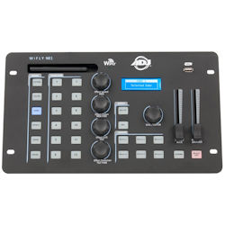 American DJ WIFLY-NE1 DMX Controller with WiFly to control up to 12 fixtures