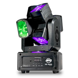 American DJ XS-600 Dual Head Moving Fixture with 6x 10W 4-in-1 RGBW