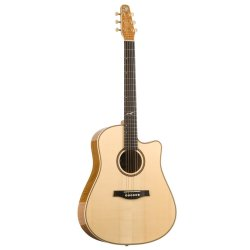 Seagull 041565 Artist Cameo Cutaway Element Acoustic Electric 6 String Guitar