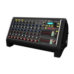 Peavey 03612200 XR-AT Bluetooth Enabled 1000-Watt 9 Channel Mixer with Pitch Correction Technology