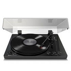 Akai BT100BL Premium Performance Belt-Drive Turntable