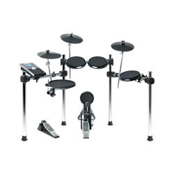 Alesis Forge Kit 8-Piece Drum Kit with Forge Drum Module