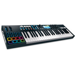 Alesis VX49 - 49-Key USB/MIDI Controller with Full-Color Screen