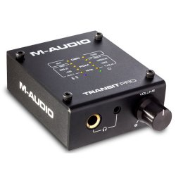 M-Audio Transit Pro - 32bit/384kHz DSD USB Audio DAC