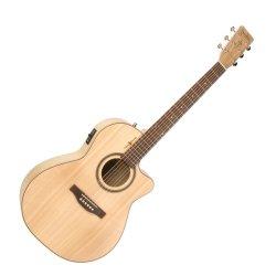 Simon & Patrick 036370 Amber Trail CW Folk SG T35 Acoustic Electric 6 String Guitar
