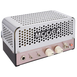 Mooer GH10 Little Monster AC Mini Guitar Amplifier Head (open box clearance mint)