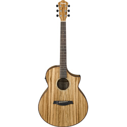 Ibanez AEW40ZWNT AEW Series Zebrawood Acoustic Electric 6 String (discontinued clearance)