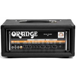 Orange DD50 Dual Dark 50 Twin Channel Guitar Amplifier Head 50W