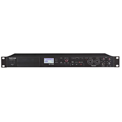 Tascam SD-20M Solid State Recorder with Mic inputs