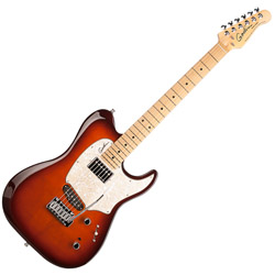 Godin 040933 Session Custom 59 Light Burst SG MN 6 str. Electric Guitar (discontinued clearance)