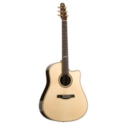 Seagull 041572  Artist Studio CW Deluxe  Element 6 String Acoustic Electric Guitar
