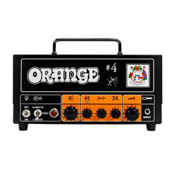 Orange TT15JR Signature #4 Jim Root Terror Guitar Head 15 Watt (discontinued clearance)