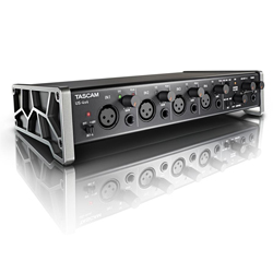 Tascam US-4x4 4x4 USB Audio/Midi Interface and Mic Preamp