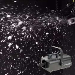 American DJ VF-FLURRY 600W Snow Machine with Spray Distance Up To 5 Meters