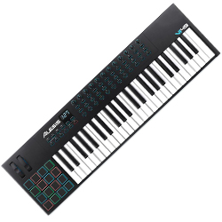 Alesis VI49 Advanced 49 Key USB MIDI Keyboard Controller