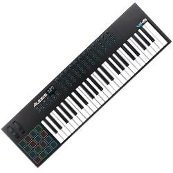 Alesis VI49 Advanced 49 Key USB MIDI Keyboard Controller