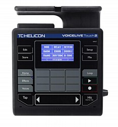TC Helicon VoiceLive Touch 2 Versatile Vocal Processor & Looper