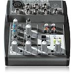Behringer 502 Xenyx 5 Input 2 Bus Mixer