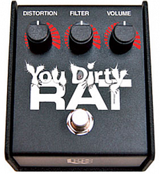 Pro Co YDRAT 'You Dirty Rat' Distortion Pedal