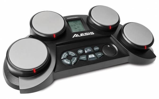 Alesis COMPACTKIT4XUS 4-Pad Portable Tabletop Drum Kit compact-kit-4-x-us Product Image 2