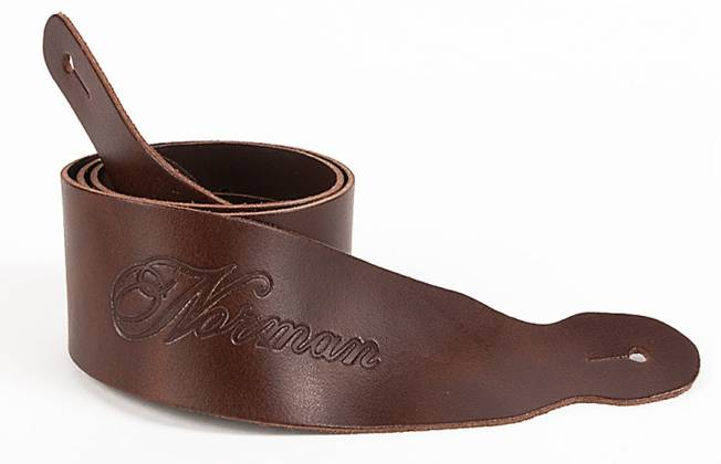 Norman 037230 Standard Brown Leather w/Embossed Logo Product Image 2