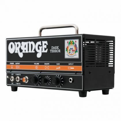 Orange DA15H Dark Terror 15-Watt Tube Amplifier Head Product Image