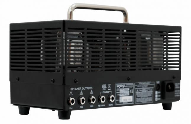 Orange DA15H Dark Terror 15-Watt Tube Amplifier Head Product Image 6