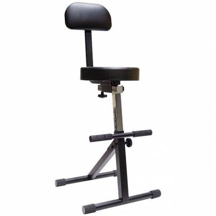 Profile KDT5302 Musician Throne with footrest and back Product Image