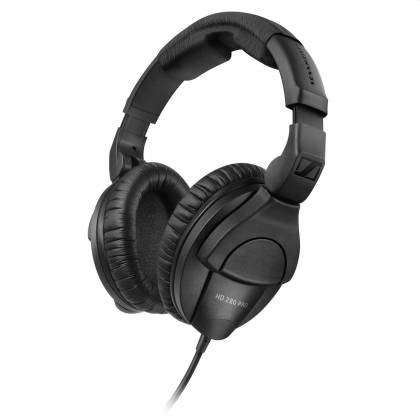Sennheiser HD280PRO Closed Around the Ear Collapsible Headphones 506845-hd-280-pro Product Image