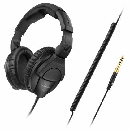 Sennheiser HD280PRO Closed Around the Ear Collapsible Headphones 506845-hd-280-pro Product Image 5