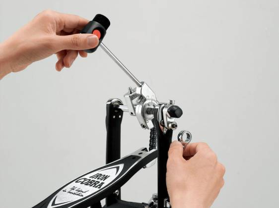 Tama HP900RN Rolling Glide Iron Cobra Single Drum Pedal Product Image 10