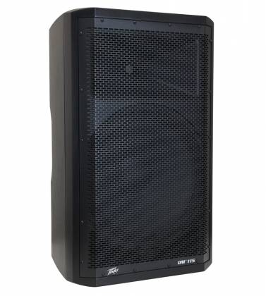 "Peavey DM115 Dark Matter Series Active Loudspeaker with 15"" Heavy-Duty Woofer 03614530  Product Image 4"