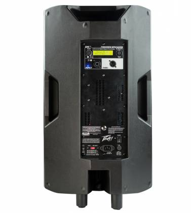 "Peavey DM115 Dark Matter Series Active Loudspeaker with 15"" Heavy-Duty Woofer 03614530  Product Image 5"