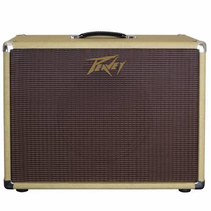 "Peavey 112-C Guitar Enclosure Guitar Amplifier Cabinet with Celestion 12"" Vintage 30 Speaker 03614680-112-c-guitar-enclosure Product Image 2"