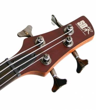 Ibanez SR500E-BM 4 String RH Bass Guitar - Brown Mahogany Product Image 8
