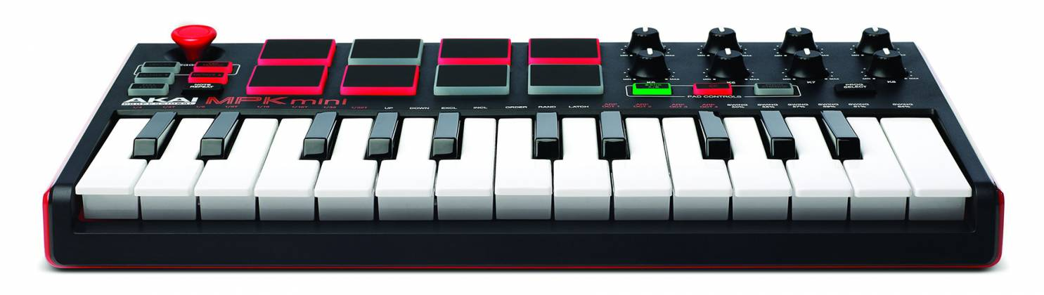 Akai MPKMINI2 Compact Keyboard and Pad Controller mpk-mini-2-mk-2 Product Image 10
