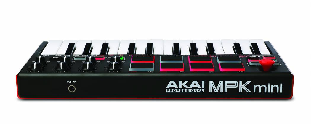 Akai MPKMINI2 Compact Keyboard and Pad Controller mpk-mini-2-mk-2 Product Image 8