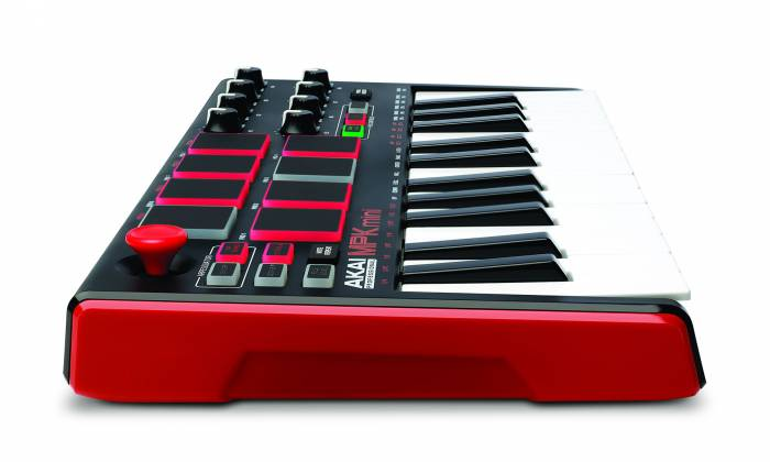 Akai MPKMINI2 Compact Keyboard and Pad Controller mpk-mini-2-mk-2 Product Image 6