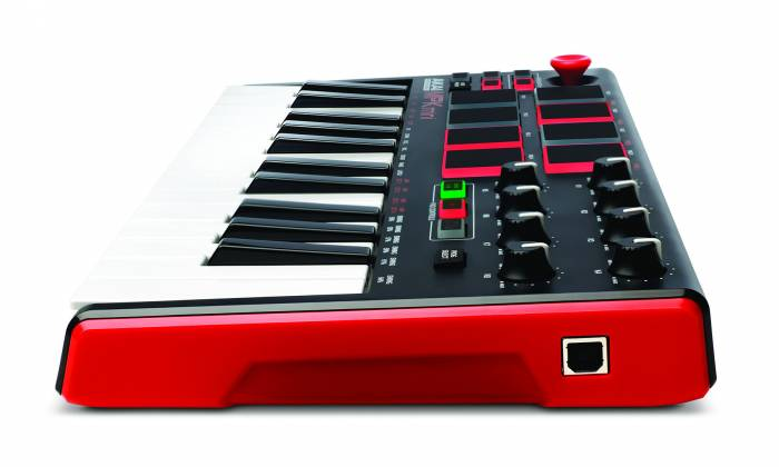 Akai MPKMINI2 Compact Keyboard and Pad Controller mpk-mini-2-mk-2 Product Image 5